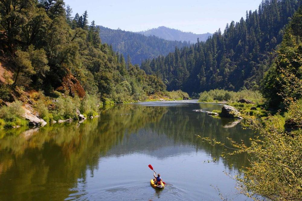 klamath river rafting