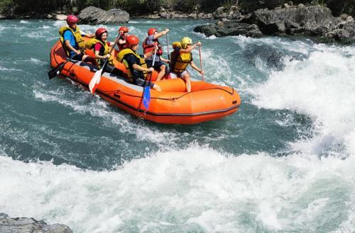 river rafting klamath